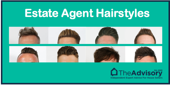 Estate agent haircuts