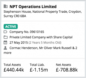 National Property Trade