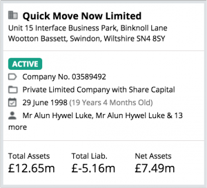 Quick Move Now review