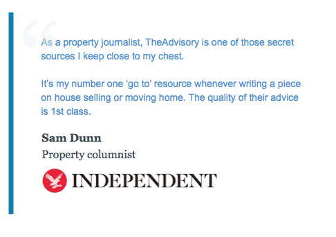 we buy any house advice review from The Independent