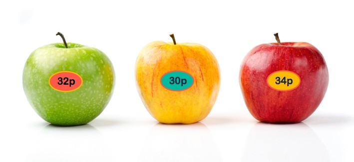 think of apples when you need to sell a home fast