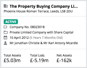 The Property Buying Company