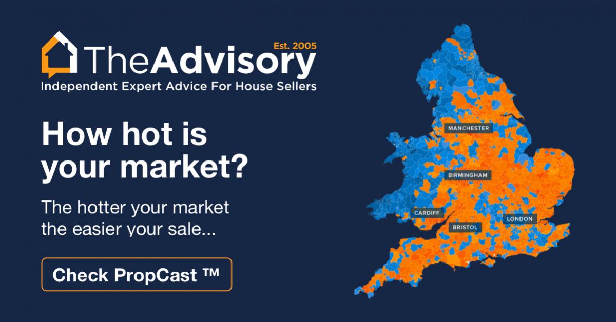 PropCast: Property Market Forecasts for UK Home Sellers